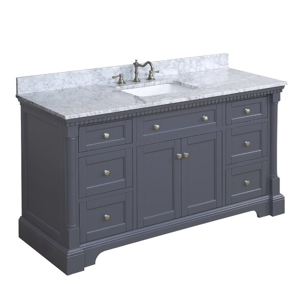 Sydney 60 Single Bathroom Vanity Set by Kitchen Bath Collection