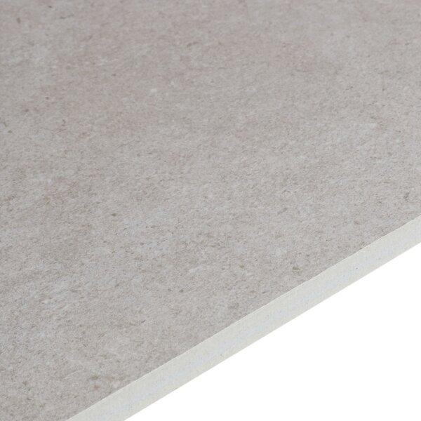 Haut Monde 12 x 24 Porcelain Field Tile in Elite Grey by Daltile