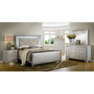 Bokan Lake Platform Configurable Bedroom Set
