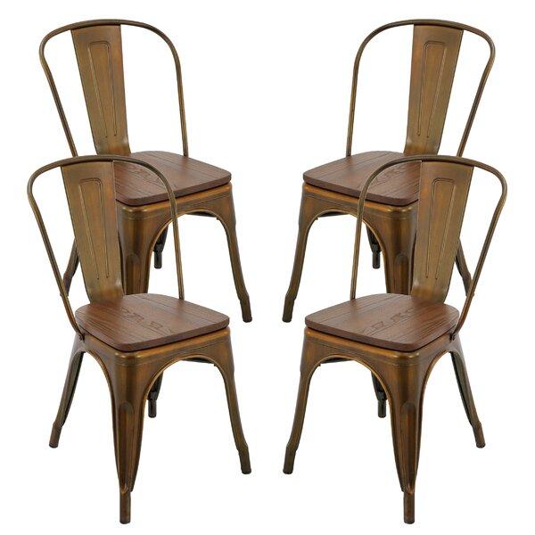 Schafer Brage Dining Chair (Set of 4) by Williston Forge