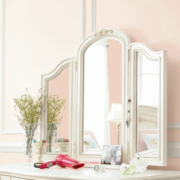 Chassidy Dressing Mirror by Harriet Bee