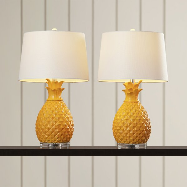 Redflower 26.75 Table Lamp (Set of 2) by Bay Isle Home
