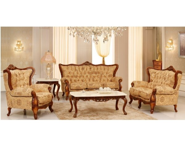 3 Piece Living Room Set by Joseph Louis Home Furnishings
