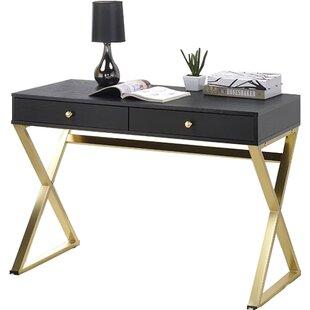 Dayne Campaign Writing Desk