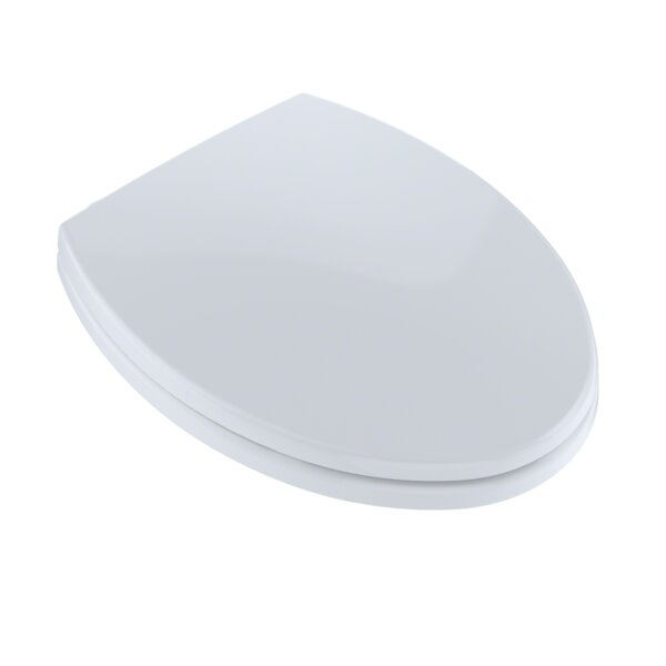 Toto Soft Close Elongated Toilet Seat by Toto
