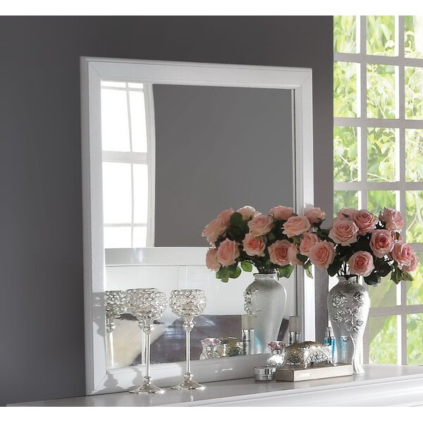 Elim Rectangular Dresser Mirror by Darby Home Co
