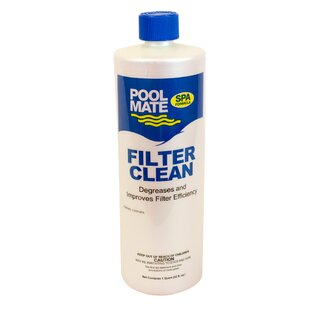 Spa Filter Clean and Clear by Pool Mate