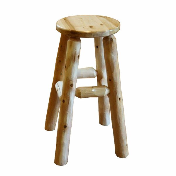 Wednesday Bar Stool by Millwood Pines
