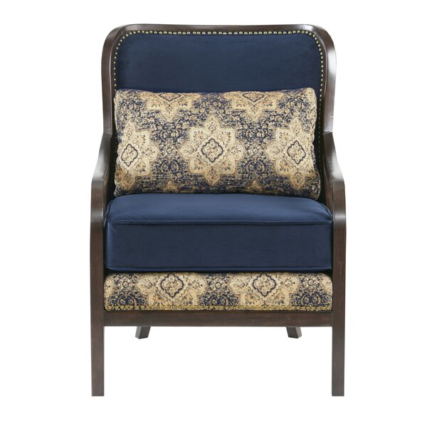 Somerton Armchair by Darby Home Co