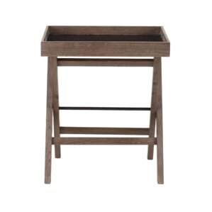 Calline Creek End Table by Gracie Oaks