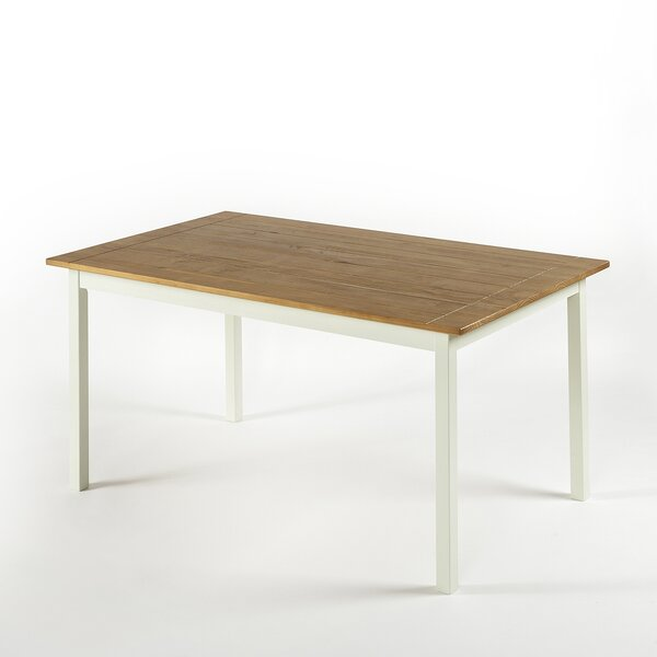 Stetler Solid Wood Dining Table by August Grove