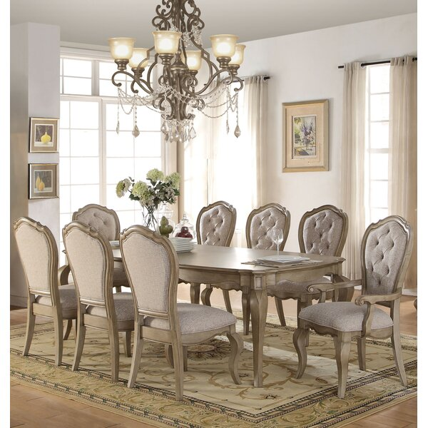 Maxen 9 Piece Extendable Dining Set by One Allium Way