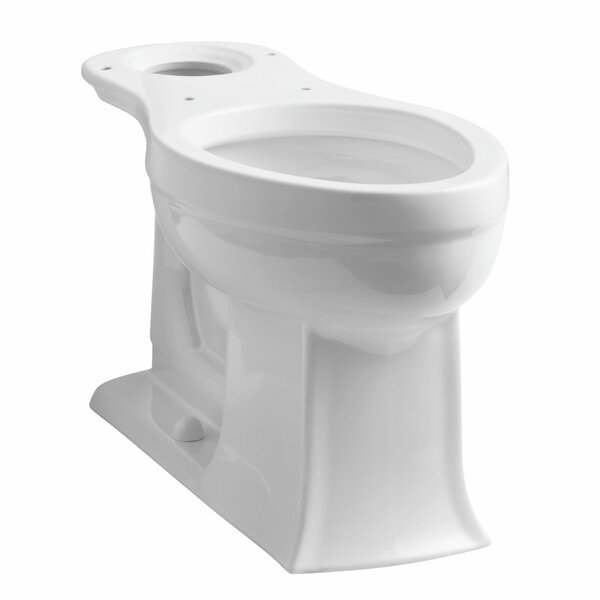 Archer Comfort Height Elongated Bowl by Kohler