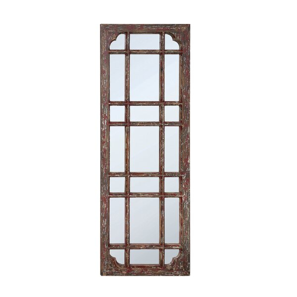 Vuong Full Length Mirror by Gracie Oaks
