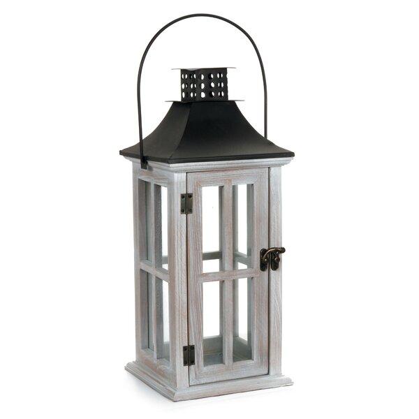 Wood Lantern by Highland Dunes