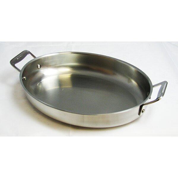 Cucina 2.5-qt. Oval Au Gratin Dish by Bon Chef