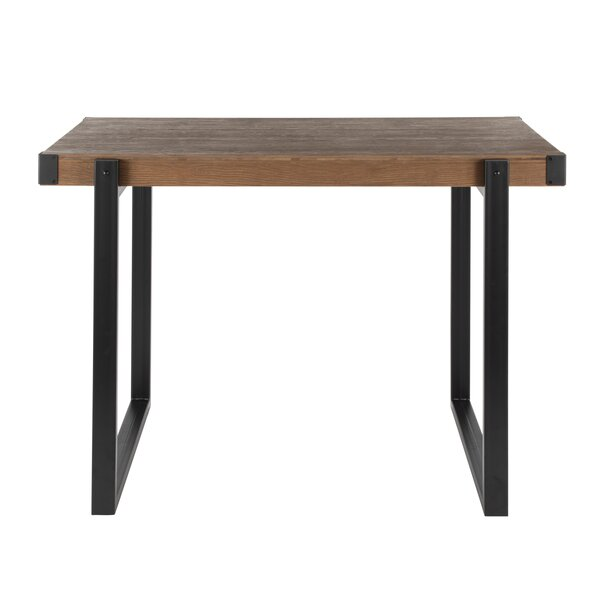 Bonner Industrial Counter Height Dining Table by Williston Forge