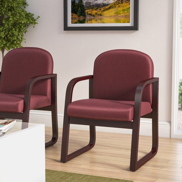 Kathi Reception Arm Chair by Symple Stuff