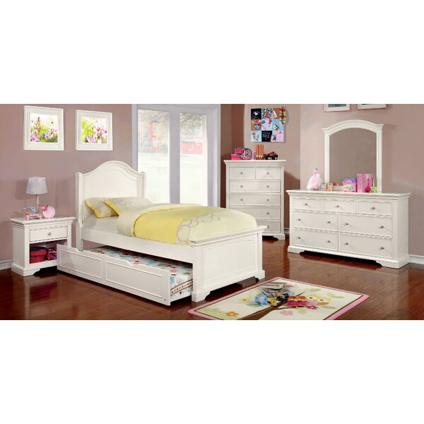 Wetzel Panel Configurable Bedroom Set by Harriet Bee