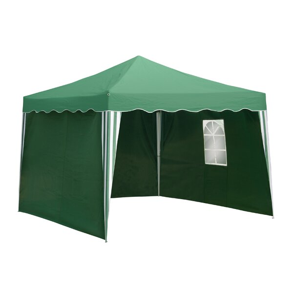 3 Piece Gazebo Side Panel Set by SunTime Outdoor Living