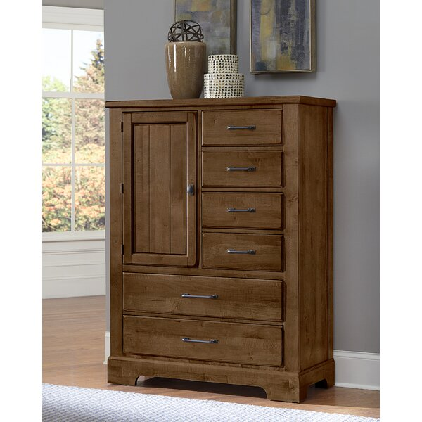 Luca 6 Drawer Chest by Canora Grey