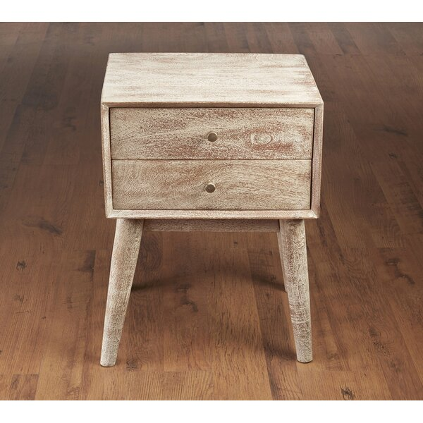 Mid Century Style End Table by AA Importing