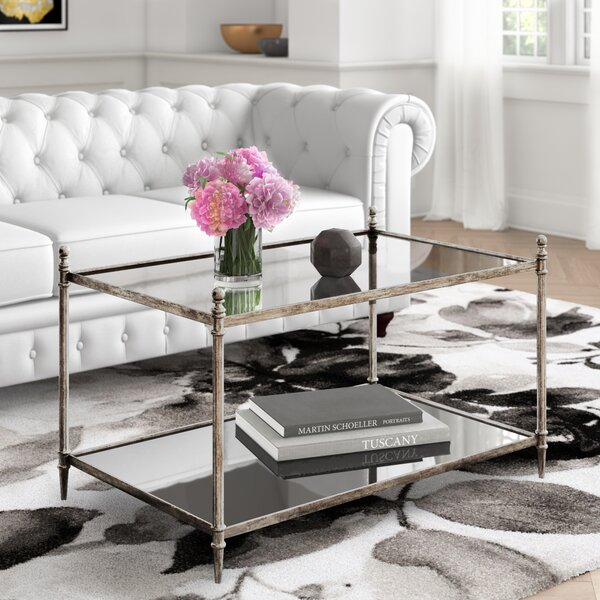 Review Calista Coffee Table With Storage