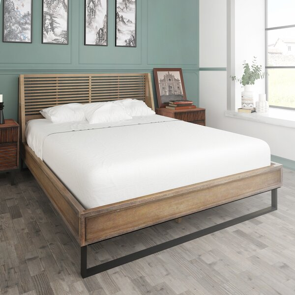 Avant Queen Platform Bed by Hopper Studio