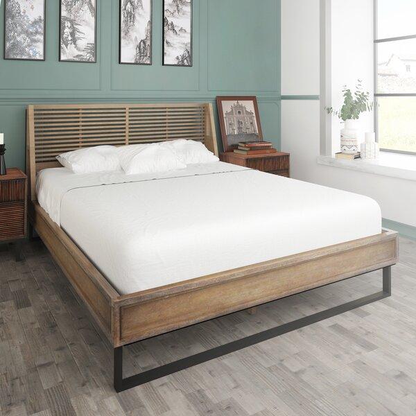 Avant Queen Platform Bed by Hopper Studio