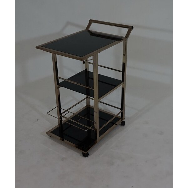 Bar Cart by Wildon Home Wildon Home®