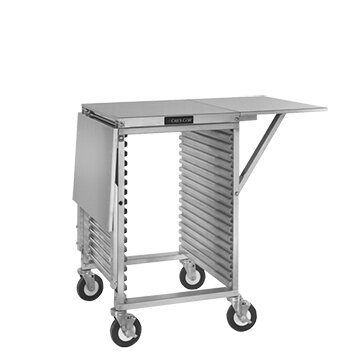 Mobile Work AV Cart by Cres Cor