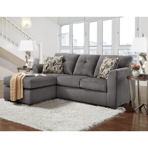 Levenson Tufted Reversible Sectional by Latitude Run