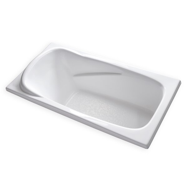 Hygienic 72 x 36 Soaking Bathtub by Carver Tubs