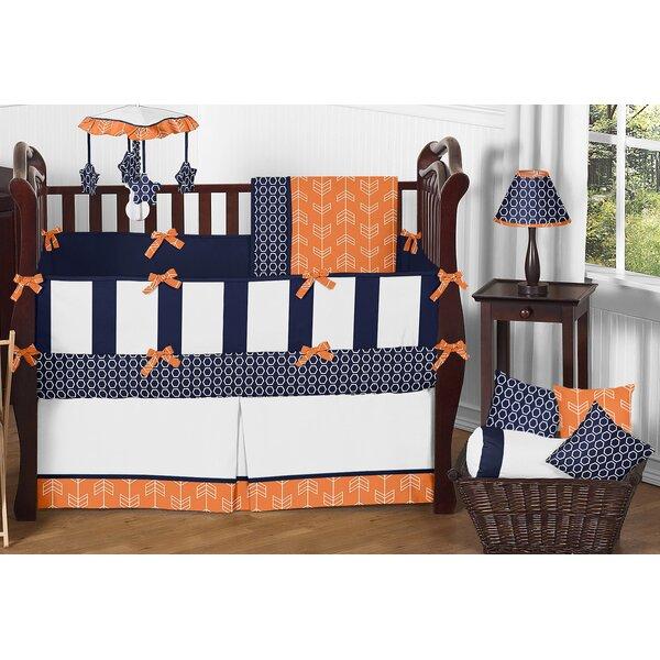 Arrow 9 Piece Crib Bedding Set by Sweet Jojo Designs