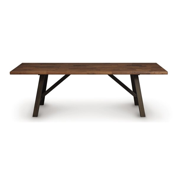 Modern Ash Solid Wood Dining Table by Copeland Furniture Copeland Furniture