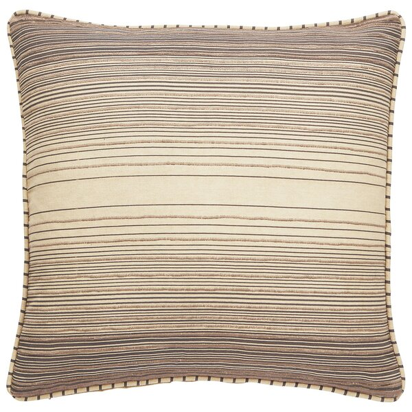 Zayden Striped Cotton Throw Pillow by Union Rustic