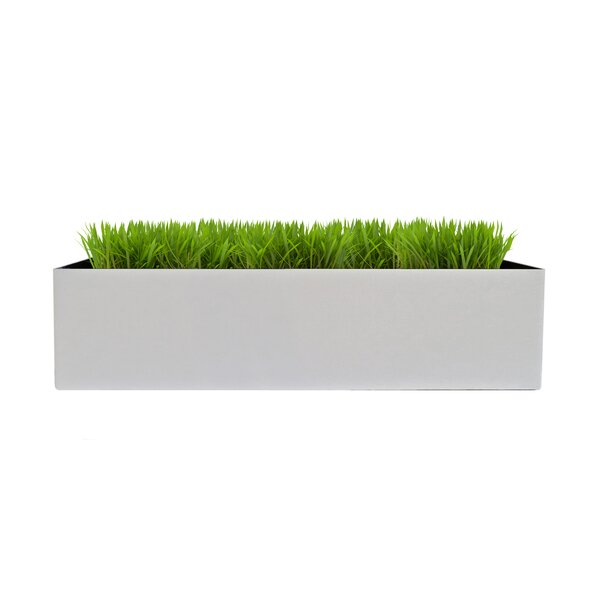 Madeira Aluminum Planter Box by NMN Designs
