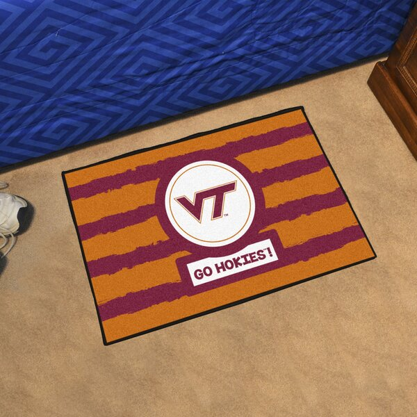 NCAA Virginia Tech Southern Doormat by FANMATS