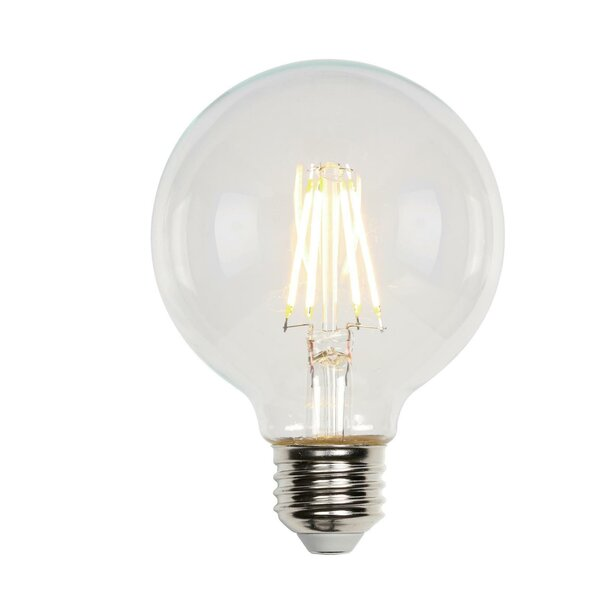 E26 Dimmable LED Edison Globe Light Bulb (Set of 4) by Westinghouse Lighting