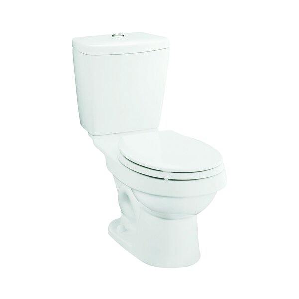 Karsten Dual Flush Elongated 2 Piece Toilet by Sterling by Kohler