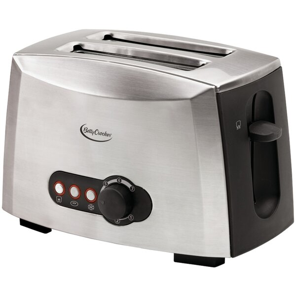 2-Slice Toaster by Betty Crocker
