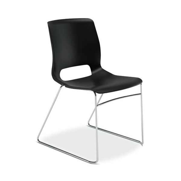 Motivate Armless High-Density Stacking Chair by HON