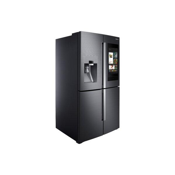 36 4-Door FlexZone 27.9 cu. ft. Smart Energy Star Refrigerator with Family Hub