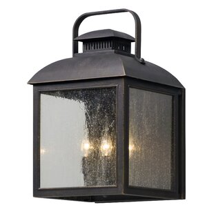 Affordable Koffi 4-Light Outdoor Flush Mount By Gracie Oaks