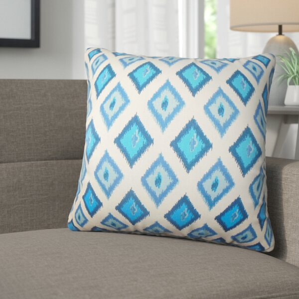 Jaida Geometric Cotton Throw Pillow (Set of 2) by Corrigan Studio