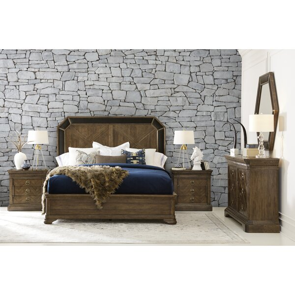 Fredric Standard Configurable Bedroom Set by Canora Grey