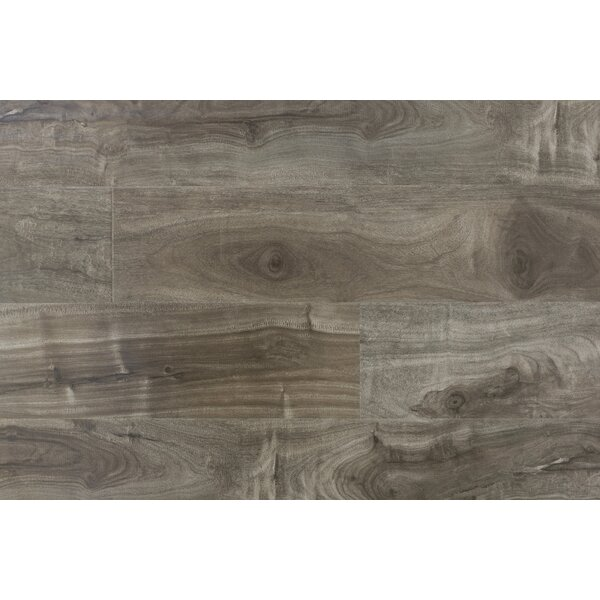 Impact 6 x 48 x 12mm Laminate Flooring in Scandian Gray by Dyno Exchange