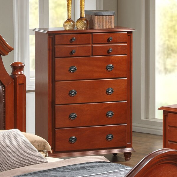 Daley 5 Drawer Chest by Darby Home Co