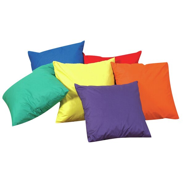 Throw Pillow (Set of 6) by Children's Factory