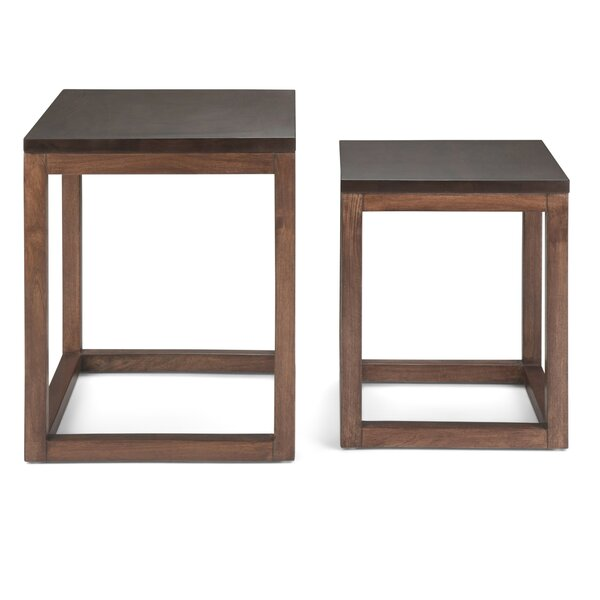 Firman 2 Piece Nesting Tables By Foundry Select
